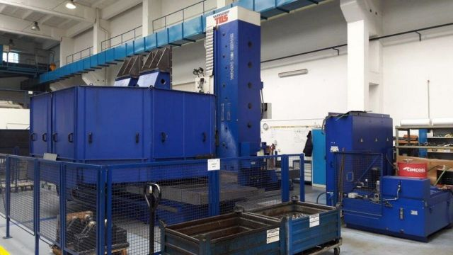 Horizontal Boring Machine TOS WHN 13 2005
