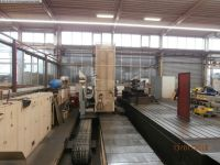 Horizontal Boring Machine WOTAN Rapid 2K