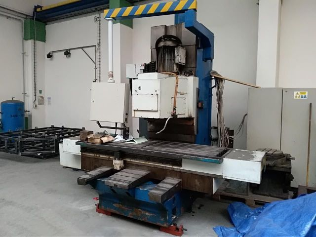 Vertical Milling Machine TOS FCV 63 SCA 1988