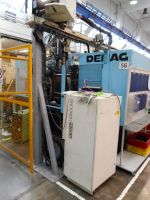 Plastics Injection Molding Machine DEMAG erGotech 125-320 System 1997-Photo 10