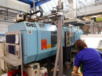 Plastics Injection Molding Machine DEMAG erGotech 125-320 System 1997-Photo 2
