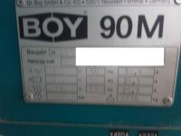 Plastics Injection Molding Machine BOY 90 M 2003-Photo 2