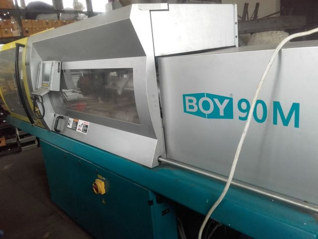 Plastics Injection Molding Machine BOY 90 M 2003
