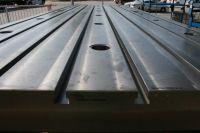 Horizontal Milling Machine  Piani Piattaforme Staffaggio Collaudo  Floor Plate