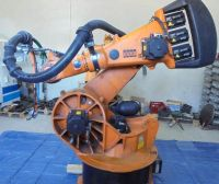 Welding Robot KUKA KR 200/2 1999-Photo 6