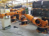Svařovací robot KUKA KR60P/2