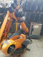 Robot för bearbetning KUKA KR100-2P 2000 2003-Foto 3