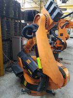 Robot för bearbetning KUKA KR100-2P 2000 2003-Foto 4