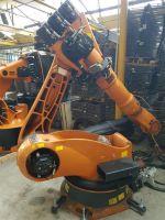 Робот за механична обработка KUKA KR100-2P 2000