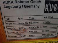 Robot KUKA KR 150/2 - KRC1 1999-Photo 4