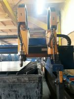 2D Plasma cutter ECKERT JANTAR 2 2010-Photo 7