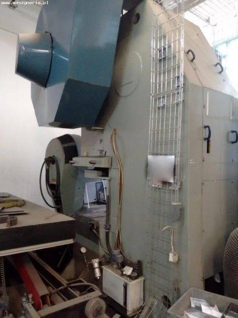 Eccentric Press SMV PRESSES CO1250-2 1995