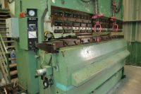 Hydraulic Press Brake PROMECAM RG203 3000x200 1990-Photo 4