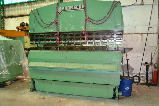 Hydraulic Press Brake PROMECAM RG203 3000x200 1990