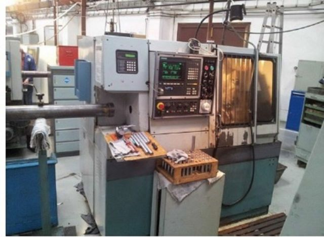 Multi Spindle Automatic Lathe ZPS SPRY25 NC 1991