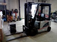 Front Forklift NISSAN TX4-20 2012-Photo 2