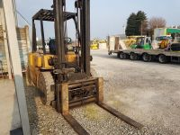 Front Forklift CATERPILLAR CAT DP40 1995-Photo 3