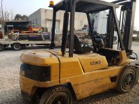 Front Forklift CATERPILLAR CAT DP40 1995-Photo 4