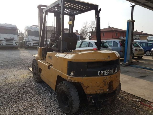 Front Forklift CATERPILLAR CAT DP40 1995