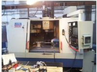 CNC centro de usinagem vertical ZPS MCF 100