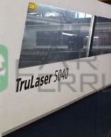 Laser 2D TRUMPF TruLaser 7kW 5040 TruFlow 2011-Zdjęcie 3