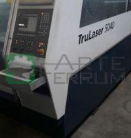 Laser 2D TRUMPF TruLaser 7kW 5040 TruFlow 2011-Zdjęcie 4