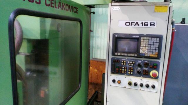 Зубофрезерный станок TOS OFA 16 B 1999
