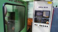 Vertandingen machine TOS OFA 16 B