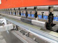 CNC Hydraulic Press Brake AMADA ITS 125 - voll Zubehör 1991-Photo 3