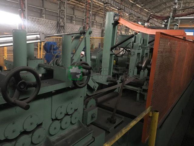 Robot Zakład do produkcji rur spawanych rózne 2008