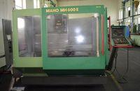 Toolroom Milling Machine MAHO MH 600 E