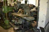 Universele freesmachine CORREA F2UE