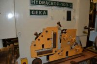 Punching Machine GEKA HYDRACROP 100 S 1990-Photo 4