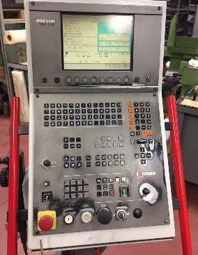Centrum frezarskie pionowe CNC HERMLE C800 U 2000