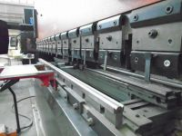 CNC Hydraulic Press Brake AMADA APX 103 1995-Photo 6