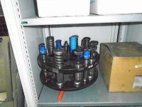 Prasa krawędziowa hydrauliczna CNC AMADA APX 103 1995-Zdjęcie 9