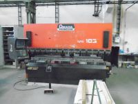 CNC Hydraulic Press Brake AMADA APX 103