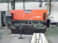 Prasa krawędziowa hydrauliczna CNC AMADA APX 103 1995-Zdjęcie 2