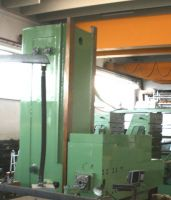 Horizontal Boring Machine PAMA Horizontal Boring 160 CNC  Floor Type Machine 2009-Photo 2