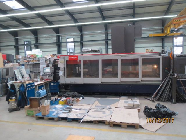 2D Laser BYSTRONIC BYSPEED 3015 2008