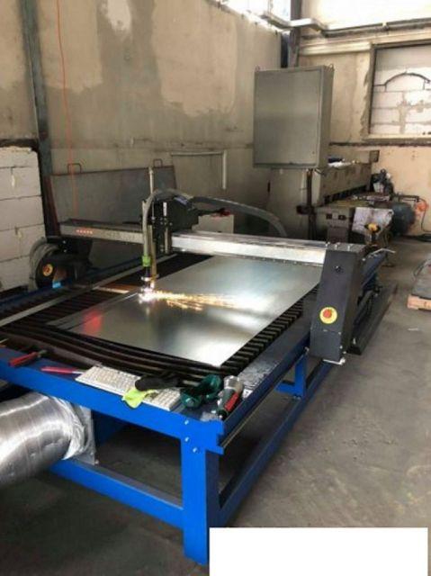 2D Plasma cutter CEBORA POWER PLASMA 3035/M 2017