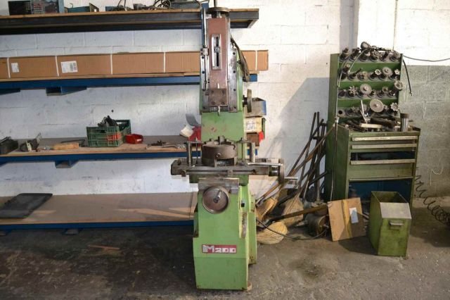 Vertical Slotting Machine URPE M200 1990