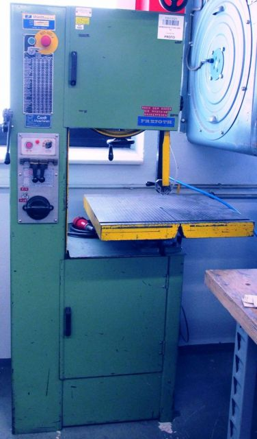 Band Saw Machine FREJOTH VES - 16 1990