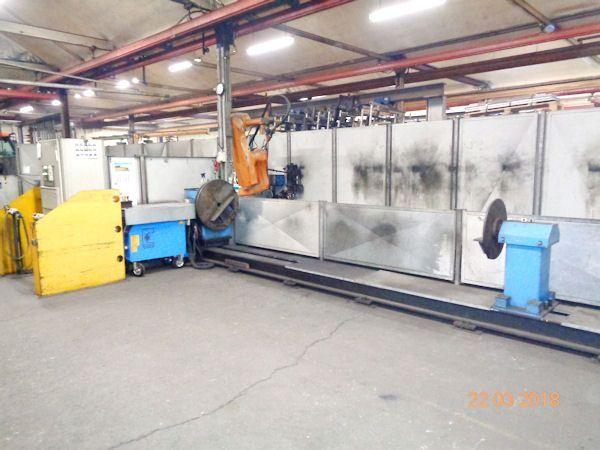 Spot Welding Machine CLOOS Romat 310 - 2 Stationen 1996