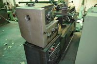 Universal Lathe PINACHO T12x1500 1990-Photo 2