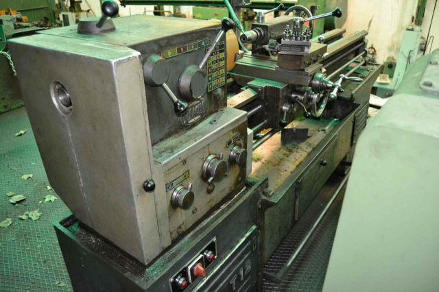Universal Lathe PINACHO T12x1500 1990
