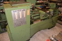 Universal Lathe CUMBRE 20 de 800 1990-Photo 4