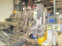 Gas Cutting Machine ESAB Suprarex  SXE P 5500-12.000 2001-Photo 4