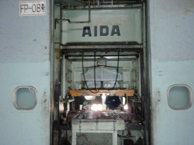 Eccentric Press 0220 AIDA JAPAN PDA: 20L 2000
