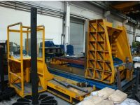H Frame Hydraulic Press KLINGELNBERG AH 1200 2008-Photo 15